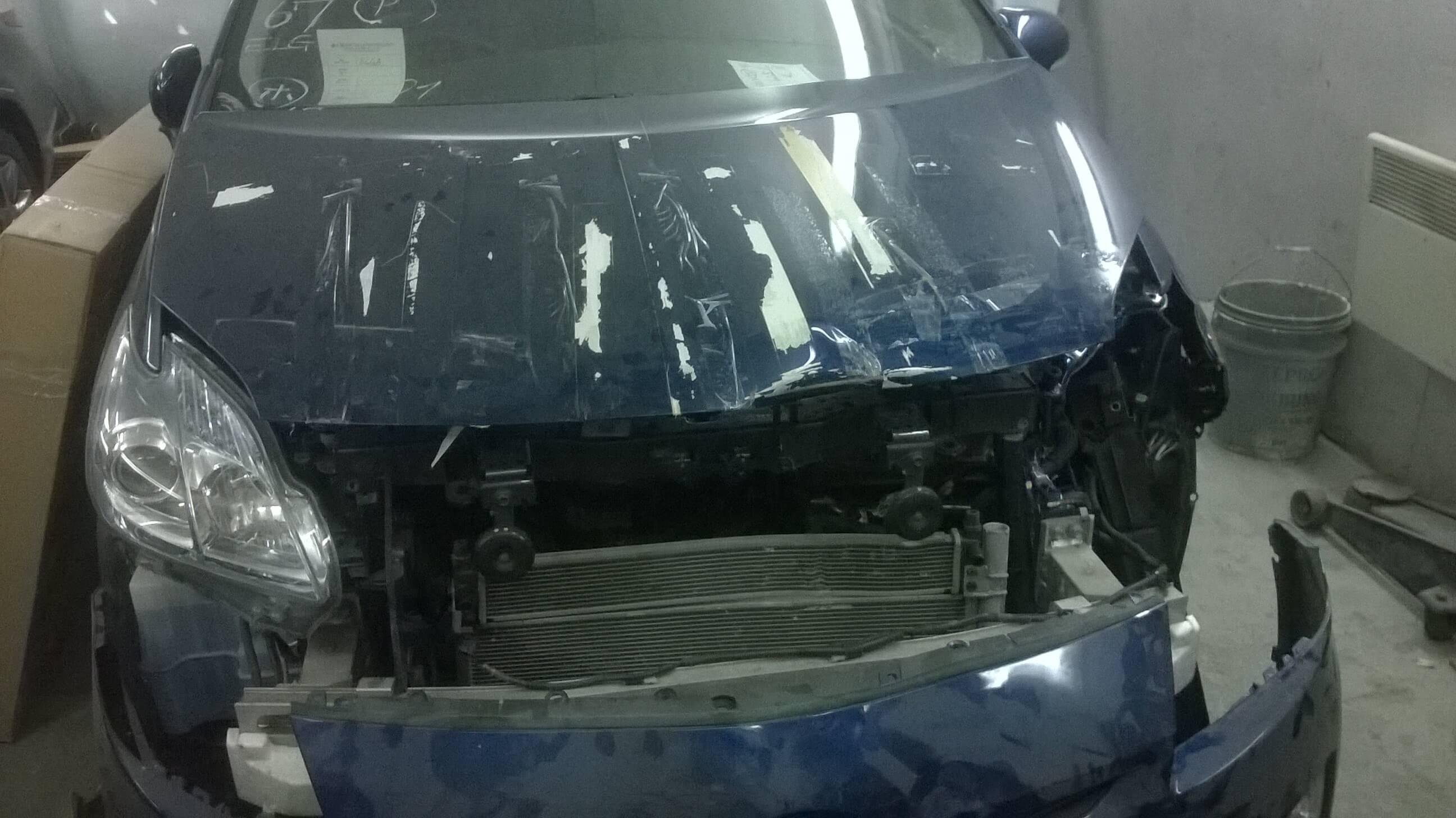 Электронная начинка Toyota Prius 3 (ZVW 30) Пособие 76
